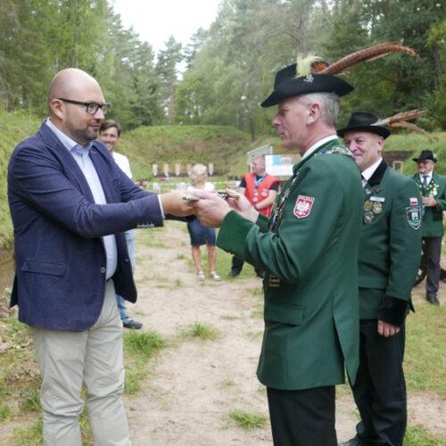 """Turniej Strzelecki """"Za wolność Kaszub i Polski"""""""
